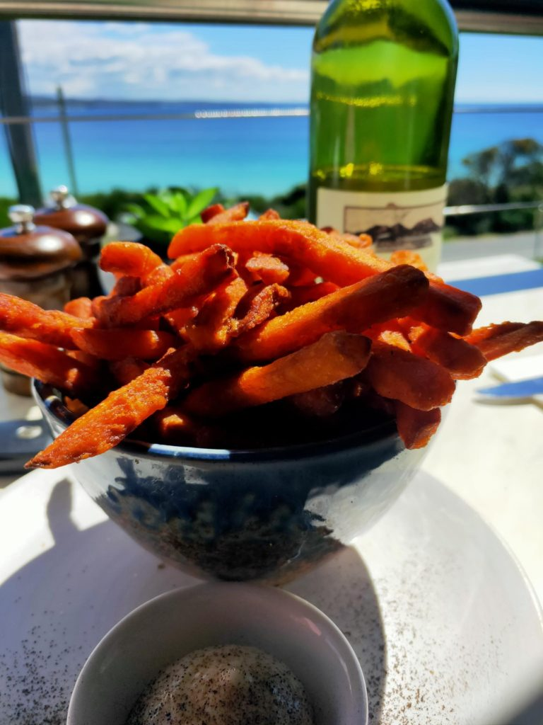 Tassie East Coast Tours - one of our favourite places to eat.